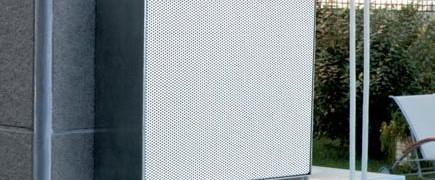 SIM15M diffusore da esterno audio sauna