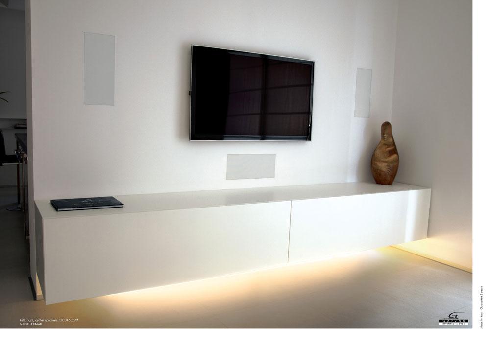 Garvan audio gallery suono home theatre e diffusori acustici - Casse acustiche design ...