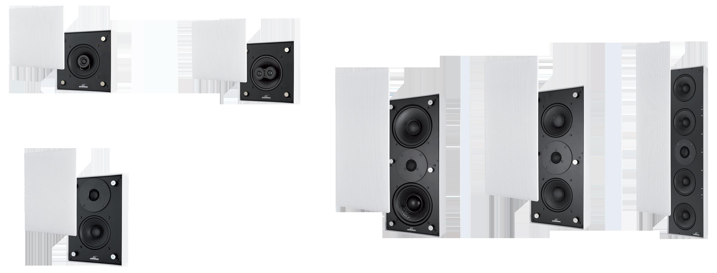 Impianto diffusione audio by per nuovi - Impianto stereo per casa ...