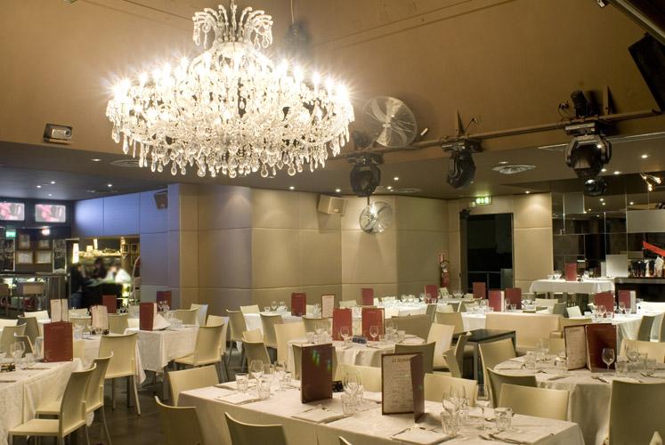 Динамики для озвучивания комнат, ресторанов и отелей