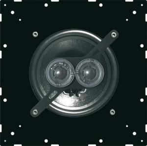 sic12s_viste_1 Встраиваемая акустическая колонка вид спереди