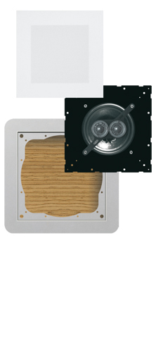 sim12s_inwall Аудио динамик для ванной комнаты