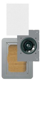 Sim15m casse acustiche impermeabili di design suono home theatre e - Casse acustiche design ...