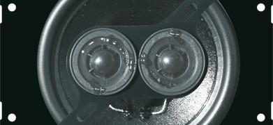 SIM15S diffusore cassa acustica dual point stereo di lusso