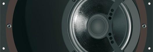 SIM18N diffusori acustici raso parete specifici per incasso a muro