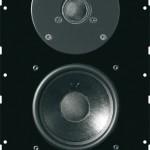 SNW213 diffusori piatti in acciaio per installazioni a parete e a soffitto