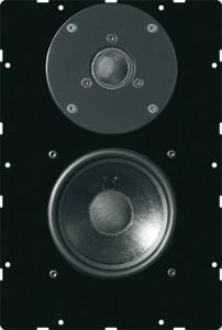 diffusori per parete vista frontale