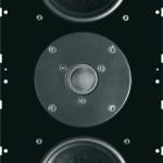 SIM316 Встраиваемая акустическая колонка с пассивным радиатором