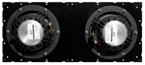 subwoofer incasso rear