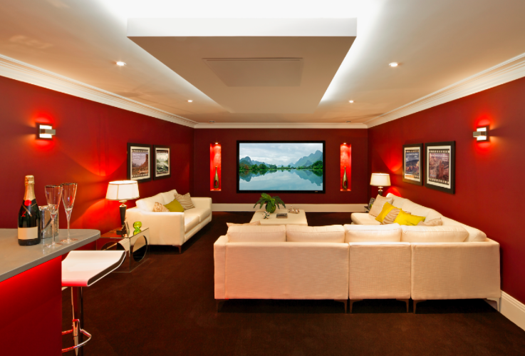 Stanza Home Theatre Dolby