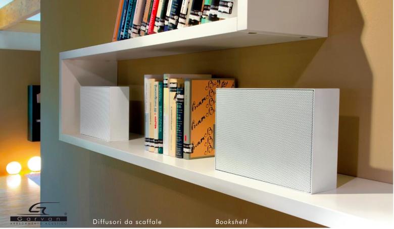 diffusore acustico bookshelf