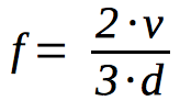 Formula per configurazione d'apposito