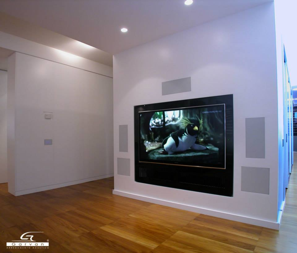 Impianti Audio per Privati | Home Cinema