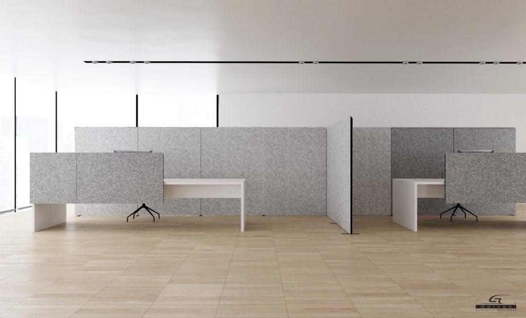 Balde la soluzione da pavimento epr corregere acusticamnete gli ambienti con pannelli fonoassorbenti