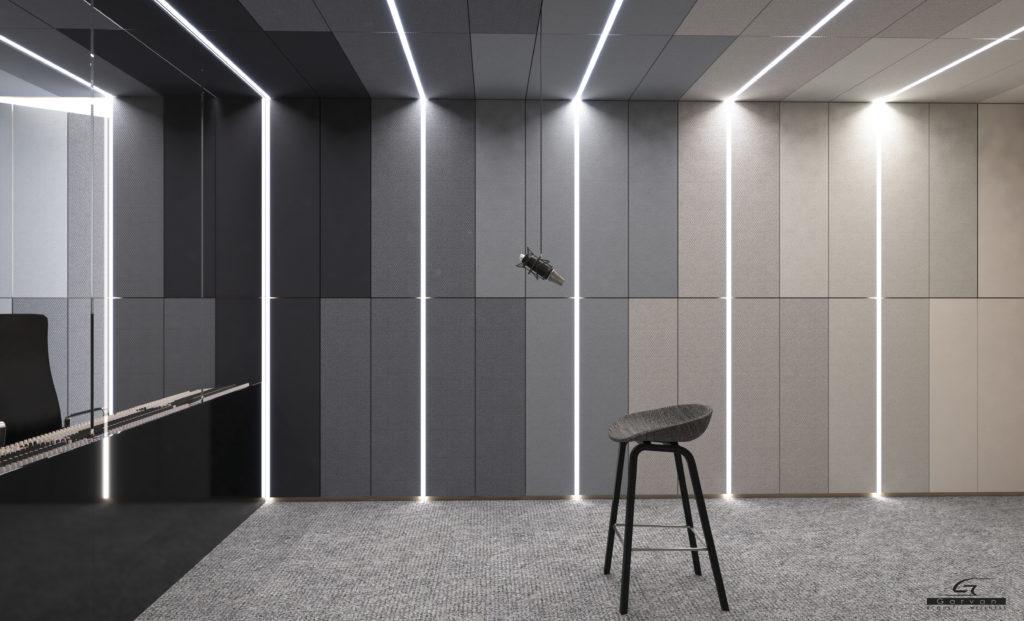 Acoustic-parquet la soluzione decorativa per correggere le tue pareti
