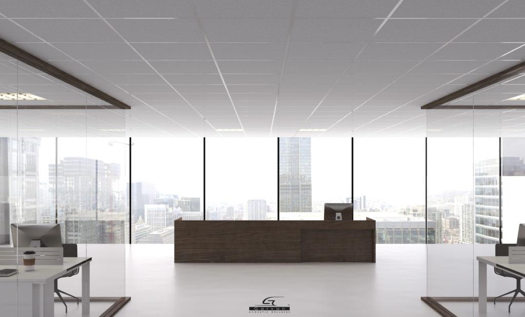 Quadra e la soluzione per i tuoi controsoffitti e per aggiornare i tuoi ambienti in modo semplice e veloce ma con un occhio al design