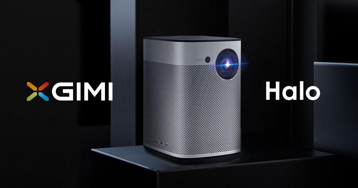 Xgimi Videoproiettore portatile disponibile da Solosuono.com e Catbertozzi.com